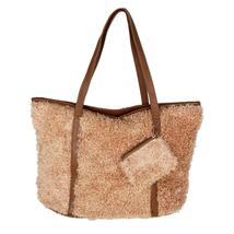 [Easy Life]Fashion Leatherette Caddice Satchel Bag/Handbag - $19.00