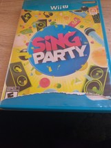 Nintendo Wii U Sing Party image 1
