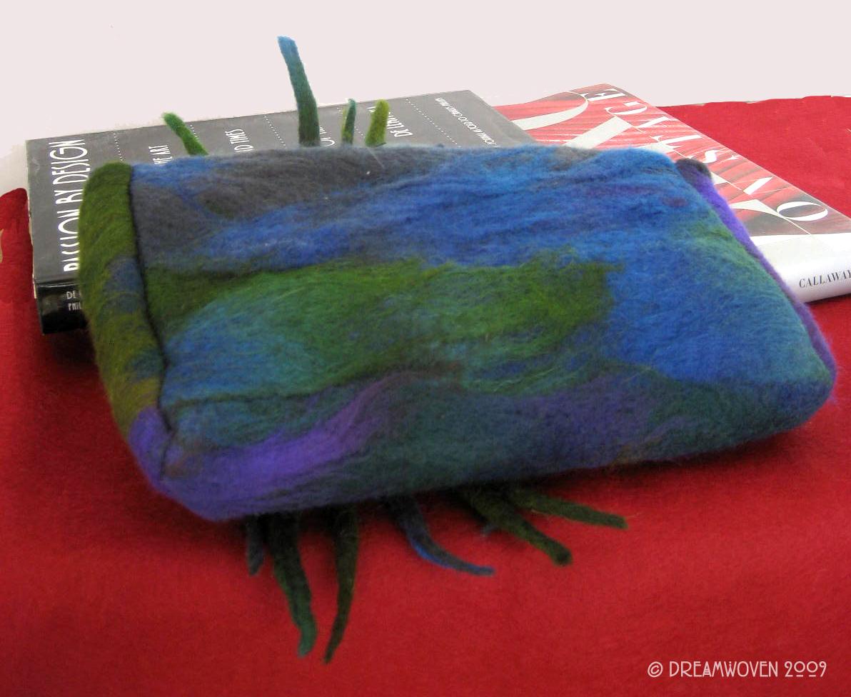 Artful Accessory by DreamWoven - Clutch Bag Purse