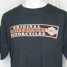 Harley-Davidson Gladstone Oregon Mens 2XL T-Shirt 2006 Motorcycles Chopper - $20.79