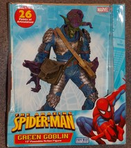 2006 Marvel Amazing Spider-Man Green Goblin 12 inch Action Figure New in... - $54.99