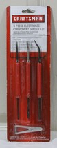 Brand New Craftsman 4 pc. Electronic Component Solder Kit (54025) - $25.00