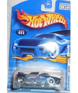 """2001 Hot Wheels 1st Editions """"Maelstrom"""" Collector #024 Mint On Card - $4.00"""