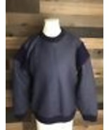 Kenzo Paris Vintage Crewneck Crinkle Fashion Sweater Size 38 Rare 90s - $117.81