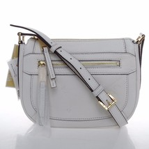 MICHAEL KORS Julia Medium Messenger Bag Optic W... - $128.70