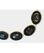 Black Magic Onyx and Hypersthene Necklace - $85.00
