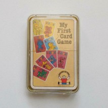 Discovery Toys My First Card Game Vintage West Germany - $24.74