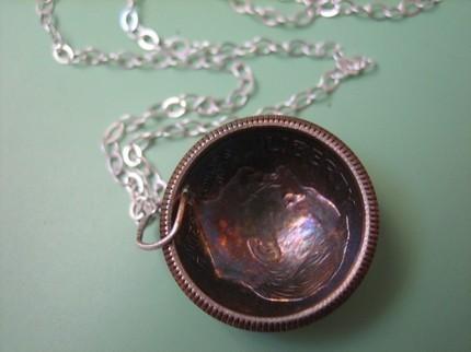 Ten Cent Necklace