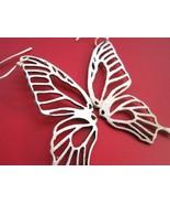 Butterfly Line Earrings - $33.00