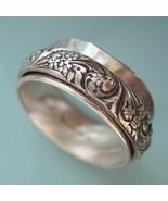 Fleur Spinner Ring - $65.00