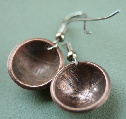 Two Cents Earrings