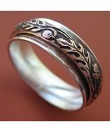 Oak Spinner Ring - $58.00