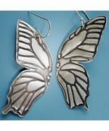 Butterfly Impression Earrings - $50.00
