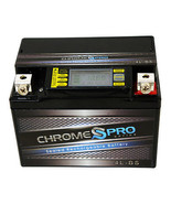 YTX4L-BS Rechargeable Motorcycle Battery for HONDA TLR200 Reflex 200CC 8... - $22.50
