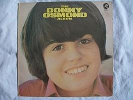 The Donny Osmond Album - Donny Osmond LP [Vinyl] - $9.70