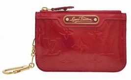Louis Vuitton Monogram Vernis Pochette ClesMM Coin Purse M93559 F/S - $277.19