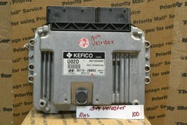 2013-2014 Hyundai Veloster AT Engine Control Unit ECU 391102BBR3 Module 100-10A6 - $62.99