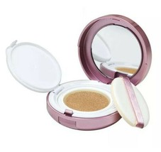 Mally Poreless Perfection Fluid Foundation Cushion Medium w/ Applicator ... - $9.39