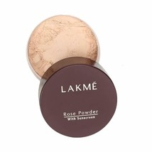 Lakme Rose Face Powder With Sunscreen, Soft Pink, 40 grams Use by May 2021 - $5.25