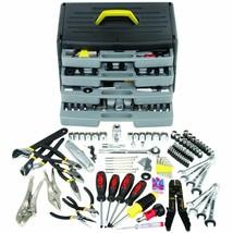 Home Handyman DIY Repair Kit Set Automotive Hand Tools 4-Drawer Chest 10... - $83.10