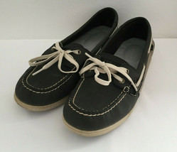 Sperry Top Siders Gray Shoes sz 8.5 - $23.75