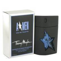 Angel Eau De Toilette Spray Refillable (Rubber Flask) By Thierry Mugler ... - $49.85