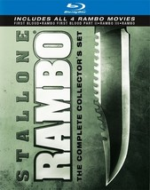 Rambo: The Complete Collector's Set  [Blu-ray]