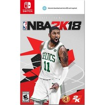 NBA 2K18 2018 2K 18 (English Ver) for Nintendo Switch NS - $38.24