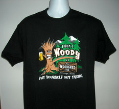 I Got a Woody at the Woodshed Bar Put Yourself Out There T Shirt Mens Large - $21.73