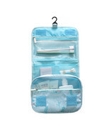 Portable Travel Hanging Cosmetic Bag Toiletry Organizer Makeup Storage W... - £13.08 GBP