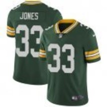 Men's Green Bay Packers #33 Aaron Jones Green Limited Stitched Jersey - $54.99