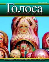 Golosa: A Basic Course in Russian, Book One (5th Edition) [Hardcover] Ro... - $84.95