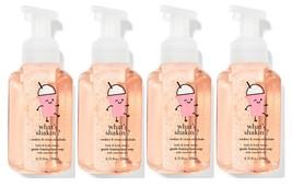 Bath & Body Works Cookies & Cream Milkshake Gentle Foaming Hand Soap - L... - $33.50