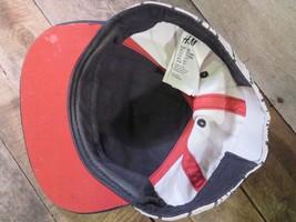 Baseball Pinstripe #48 Toddler Hat Cap 12 - 18 M image 2