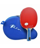 Palio 2 Star Expert Table Tennis Racket Table Tennis Rubber Ping Pong Ru... - $20.99