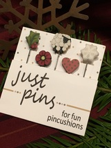 Just Pins Bright Spirits JP216 Shepherds Bush Just Another Button  - $13.95