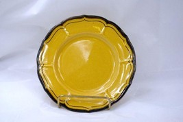 Metlox 1982 La Mancha Gold Bread Plate - $5.39