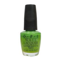 B69 OPI Nail Polish Lacquer Green-wich Village 0.5 fl oz 15ml - $7.56
