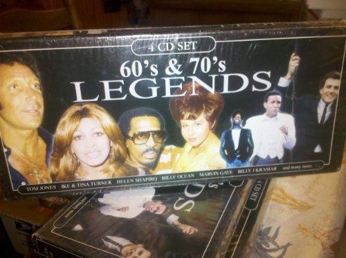 60'S & 70'S LEGENDS [Audio CD]