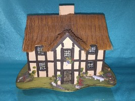 Pauline Ralph Music Box Hand Made England Carry Me Back To Old Virginia ... - $110.00