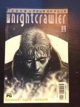 Nightcrawler (2001 2nd Series) #4 VF Very Fine Marvel Comics X-Men - $12.87