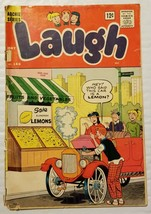 Archie Comics LAUGH #146 1963 Betty & Veronica-Dan DeCarlo-Josie-Archie - $47.80