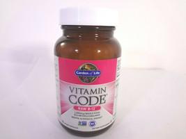 Garden of Life Vitamin Code RawB-12 30 Vegan Capsules *READ* {VS-G} - $14.96