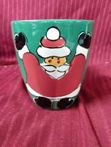 Gibson Large Santa Claus Christmas Coffee Tea Hot Chocolate Mug Cup 20 oz  - $14.01