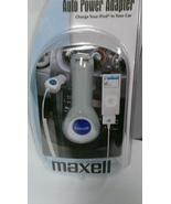 MAXELL® IPOD AUTO POWER ADAPTER - $4.99