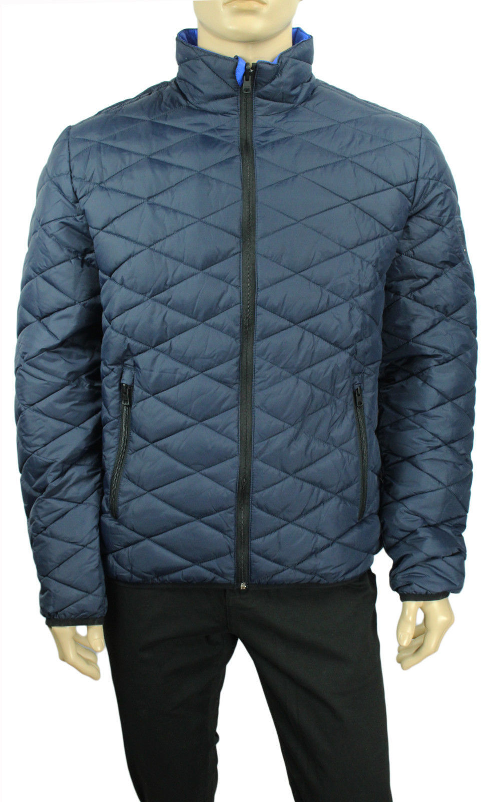 b7a8fb46 New Mens Tommy Hilfiger Reversible Quilted and 50 similar items