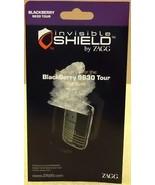 Zagg Invisible Shield Blackberry 9630 Tour Full Body - $9.59