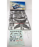 Heller~80277~1:72~NA F-86F Sabre~USAF Jet Fighter Plane~Plastic Model Kit - $14.00