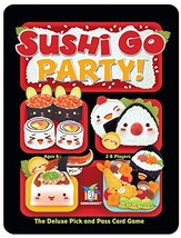 Gamewright Sushi Go Party! Card Game, Standard, Multicolor - $21.99