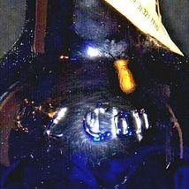 Blue Cobalt Bottle with Porcelain Swing Little John's Kansas City KS AA19-1570 V image 5
